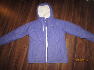 Women Columbia Ski Jacket