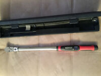 """Torque Wrench Snap-On Techwrench 1/2"""""""