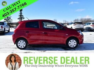 2015 Mitsubishi Mirage ES  Roomy hatchback, power windows