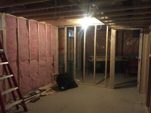 Home renovation and Basement finishing professional from $28/sqf