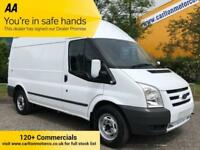 2011 61 Ford Transit T350m High Roof [ Mobile Workshop ] van