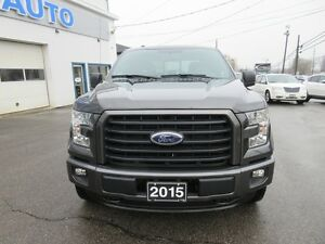 2015 Ford F-150 XLT SuperCrew 5.5-ft. Bed 4WD Peterborough Peterborough Area image 7
