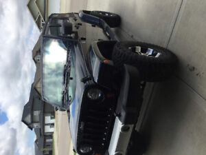 2009 Jeep Wrangler Unlimited Sahara(ENGINE SWAPPED)