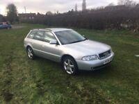 1999 Audi A4 1.9 tdi avant estate £795