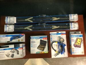 Brand New Mastercraft Tools