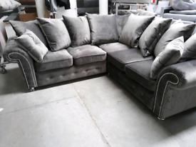🤩 Brand New Ashwin Corner & 3+2 Sofa 🤩