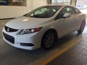 Honda Civic EX COUPE 2012