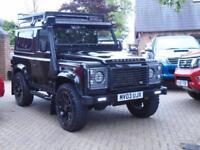 2003 03 Reg Land Rover Defender 90 2.5 TD5 7 Seater (Bespoke Build)