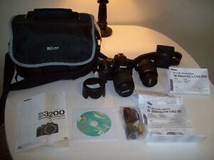 Nikon Camera for sale - used once!  In New condition