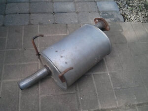 Muffler for Honda CRV 1998-2001