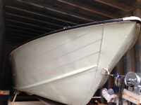 Free!!! 16′ Star Craft Aluminum Deep V-Haul Boat