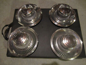 Center caps for GM Rally Wheels