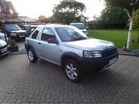 2003 Land Rover Freelander 2.0Td4 2003MY Kalahari