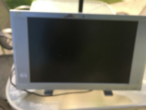 ONE 20 IN. MONITORSTILL WORKS GREATASKING 20.00RON 780-266-46