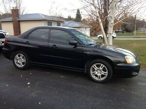 2004 subaru impreza  Kawartha Lakes Peterborough Area image 2
