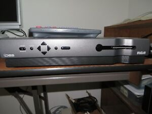 DSS SATELLITE RECEIVER BY RCA