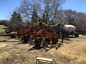 Air seeder Bourgault for sale