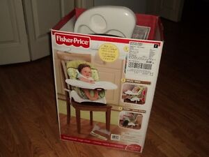 Reduced Fisher Price Space Saver High Chair