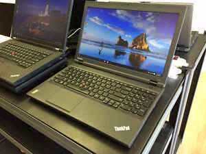 Lenovo Thinkpad Business Laptops WIN7/10 with 6 Months Warranty