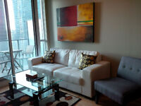 September: Furnished 2 Bedroom Downtown Condo - Financial Dist