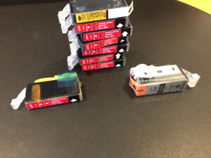 Canon Ink Cartridges CLI-221 and PGI-220