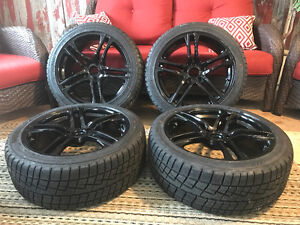 Audi A4 Wheels and Tires 18 inch