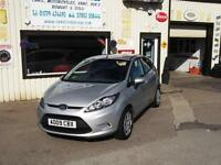 Ford Fiesta Style + 1.25 ( 82ps ) 2009 54K