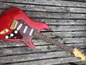 Fender Stratocaster Deluxe Special