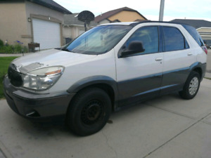 Selling My 2004 Buick Rendezvous