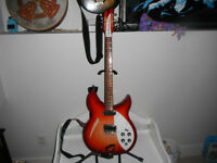 Rickenbacker 330FG (Trade offers welcomed)