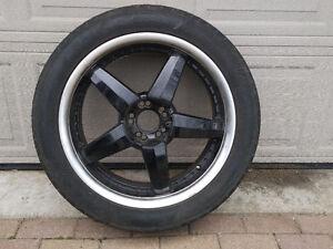 Twenty. Inch Wheels