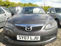 2007 MAZDA 6 2.0 TS [147] 5dr TRADE IN TO CLEAR
