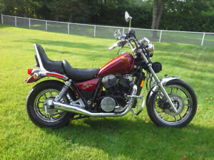 Honda Shadow 1984 impeccable