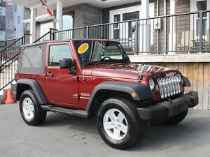 2010 Jeep Wrangler Sport 4x4 / 3.6L v6 - A/C Automatic