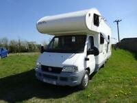 SEA CPT 4 berth, disabled access rear lounge motorhome for sale