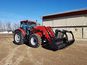 New McCormick X7.660 (175HP) w/Loader and Grapple