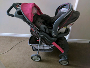 Graco Aura Travel System