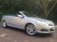 Vauxhall Astra 1.9 cdti Twin Top 2dr Convertible #New Fly Wheel Kit Fitted #Just Serviced #Low Miles