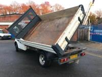 2001 Ford Transit 3 WAY TIPPER COMPLETE WITH M.O.T AND WARRANTY