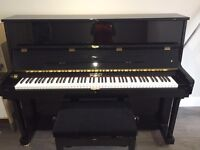 Bentley T1115 piano and stool