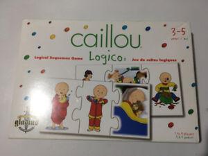 Caillou Logico - Gladius