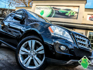 '10 Mercedes ML350 4Matic Gas+NAV+BackCam+ParkAssist! $160/Pmts!
