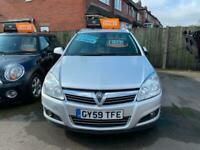 Vauxhall Astra 1.8i VVT Design 5dr Auto