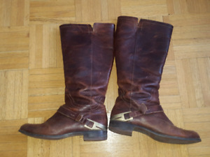 Ugg Riding Boots Women's 8.5