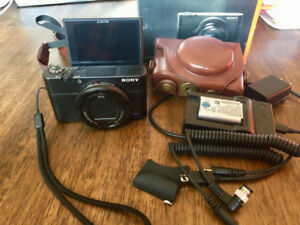 Priced for Quick Sale! Sony RX100iv DSCRX100M4/B 20.1mp