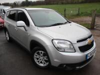 2013 CHEVROLET ORLANDO LT VCDI 7 SEATER MPV (MULTI-PURPOSE VEHICLE) DIESEL