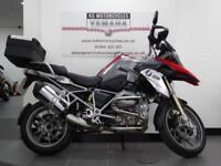 63 REG BMW R 1200 GS TE FULL HISTORY IMMACULATE CONDITION ADVENTURE BIKE