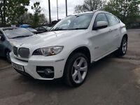 2011 BMW X6 3.0TD ( 306bhp ) 4X4 Auto xDrive40d 5 SEATS, REV. CAMERA, SAT NAV