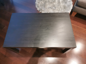 FREE IKEA Black Coffee Table (New condition)