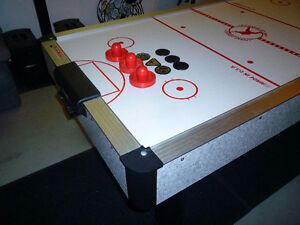 6' Air Powered Hockey Table - Excellent Condition Kingston Kingston Area image 2
